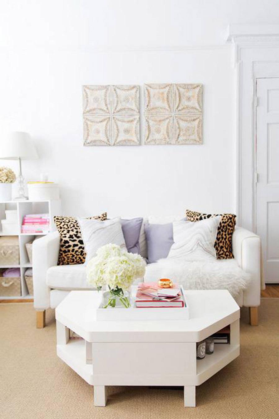 Small Living Space, Home Decor, Decorating Ideas, Home Inspiration, Interior Design, Home Tour, Small Apartment Condo