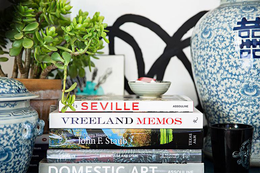 Shelf Styling, Home Tour, Decorating, House inspiration, Home Decor, Floral Temple Jar, Coffee Table Books