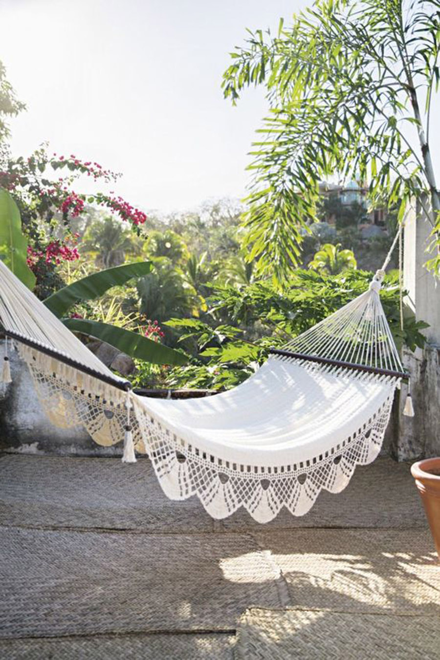 Hammock, Outdoor Home Decor, Patio Ideas, Backyard Inspiration