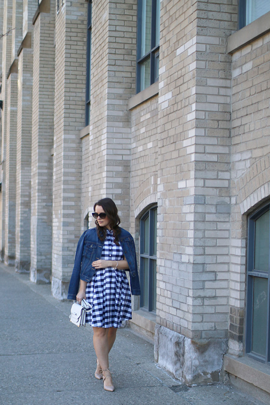 Gingham, CAsual Summer Dresses, Fashion Blogger