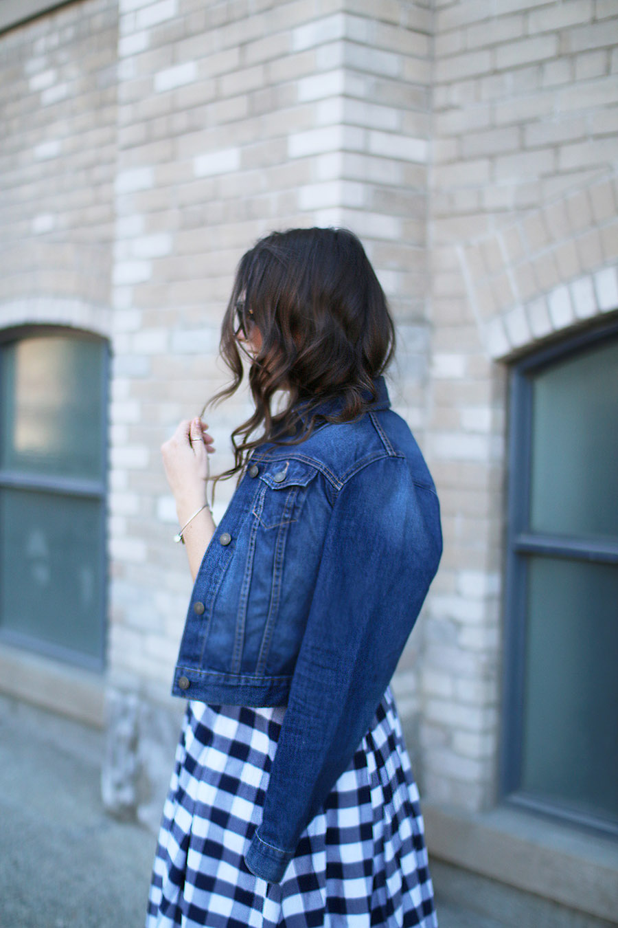 Old Navy Denim Jacket, Toronto Style Bloggers, Canadian Fashion Blogs