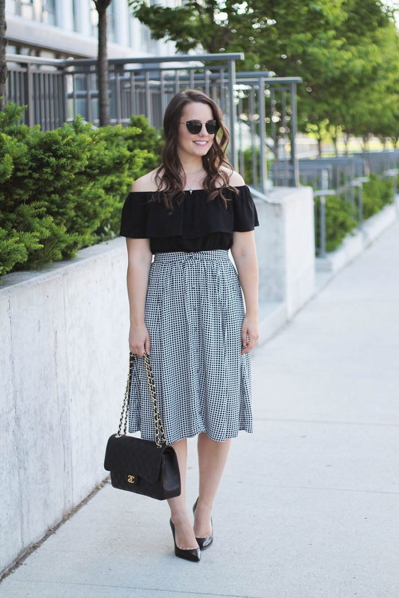 Outfit // Date Night Look: Trendy Meets Elegant & Lady-Like
