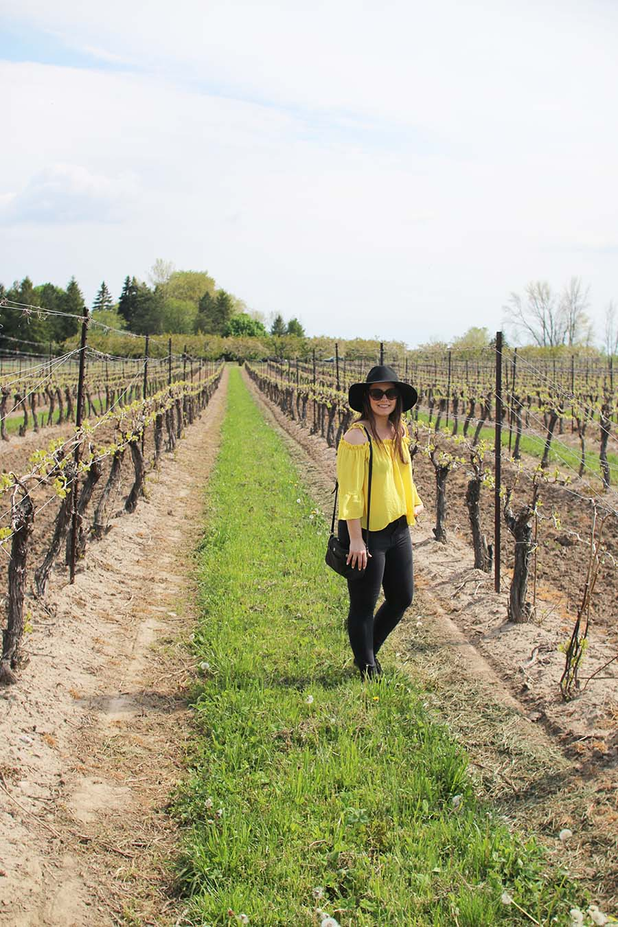 Travel // Niagara On The Lake: Wine Tasting at Peller Estates (part 3/4)