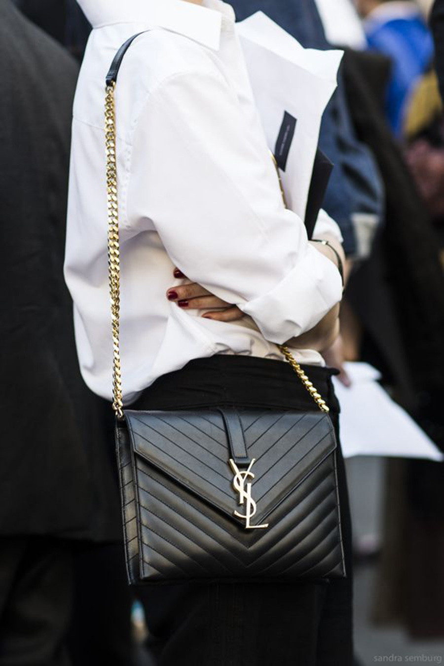 Luxury Crossbody Handbags You Can't Help But Crush On!
