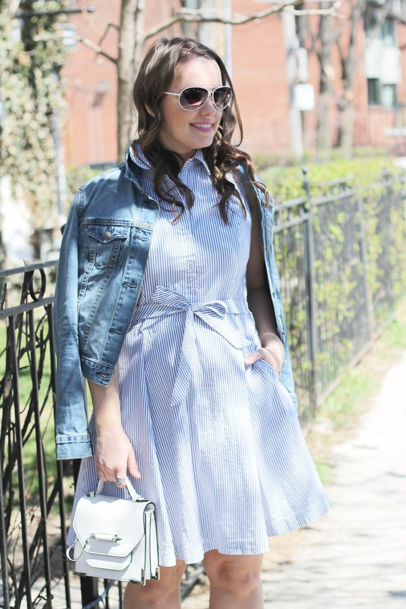 Outfit // How To Create A Dressy-Casual Look For Summer