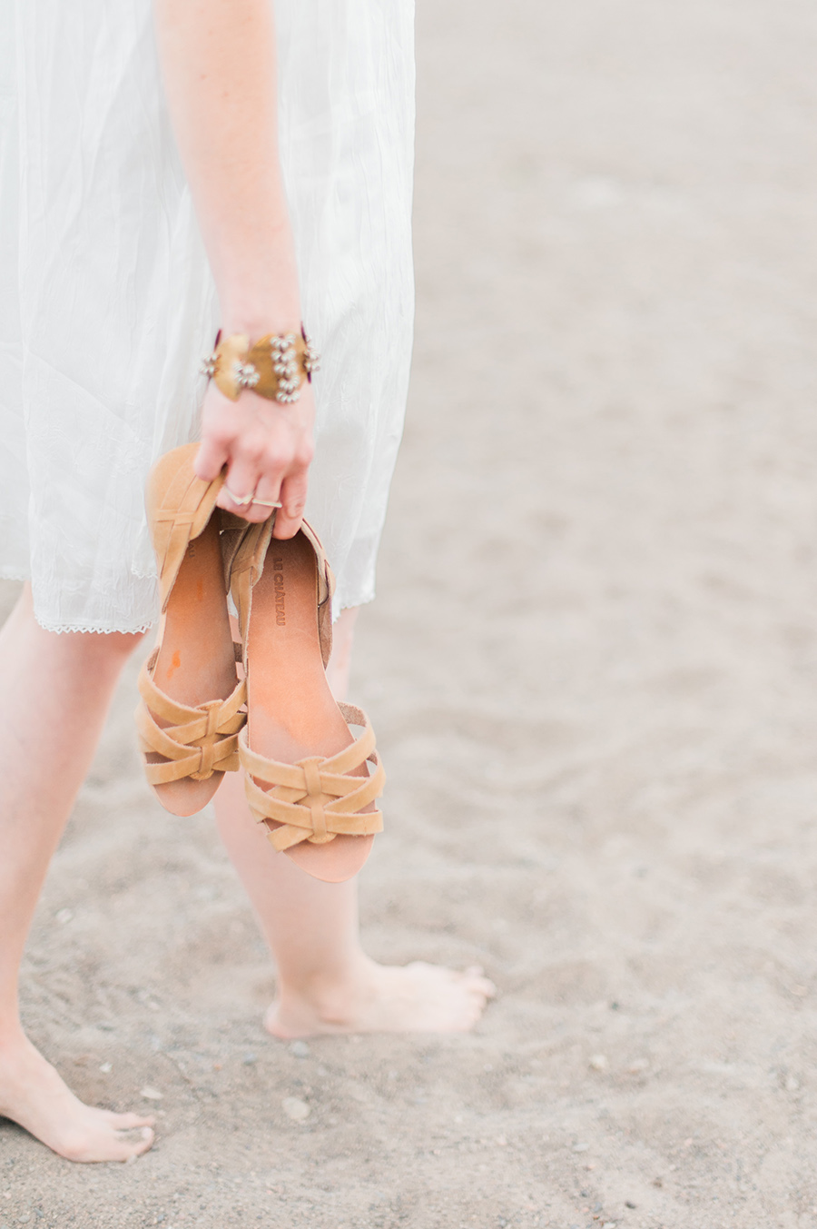 summer-shoes-brown-leather-sandals