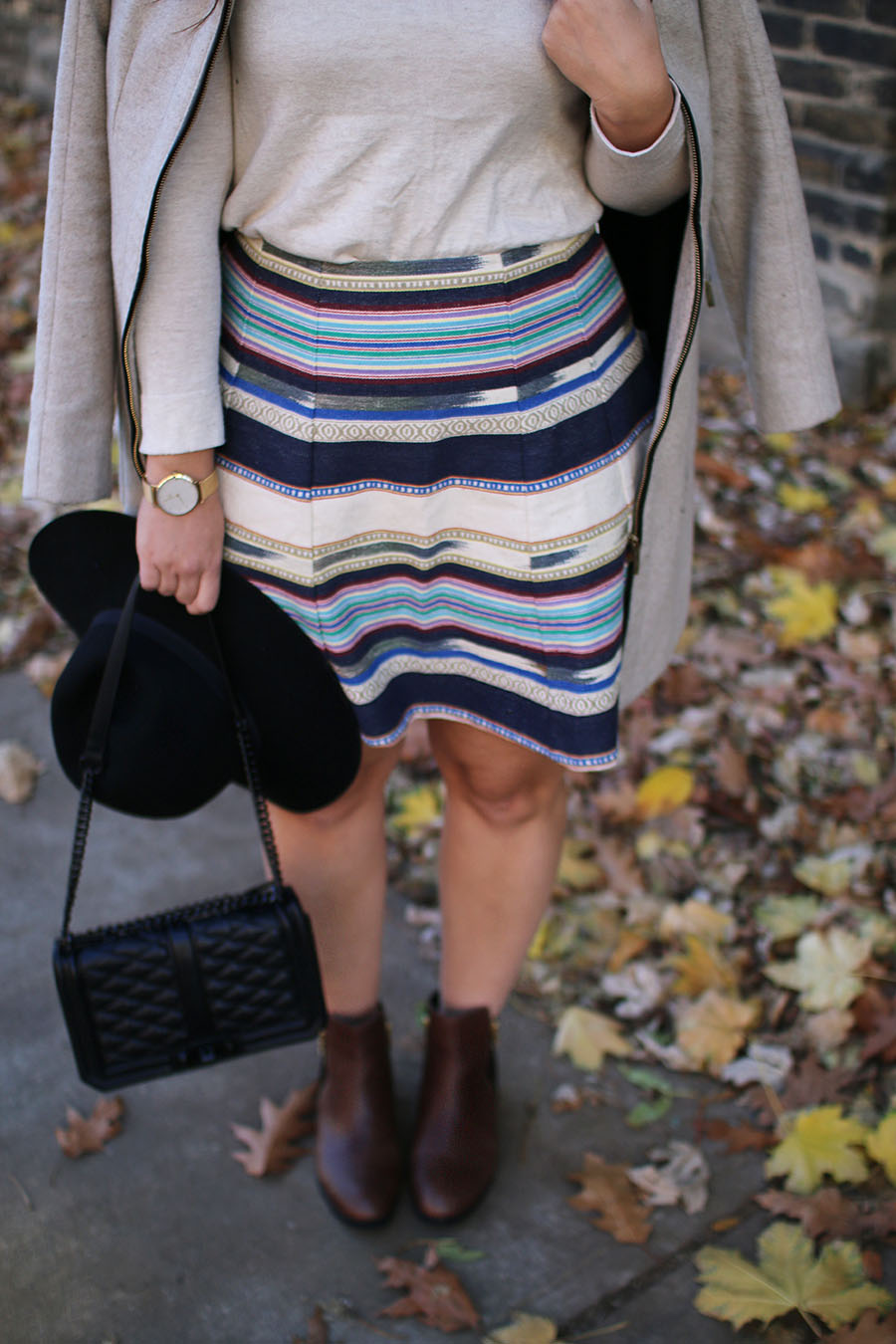how-to-wear-a-line-skirt-anthropologie