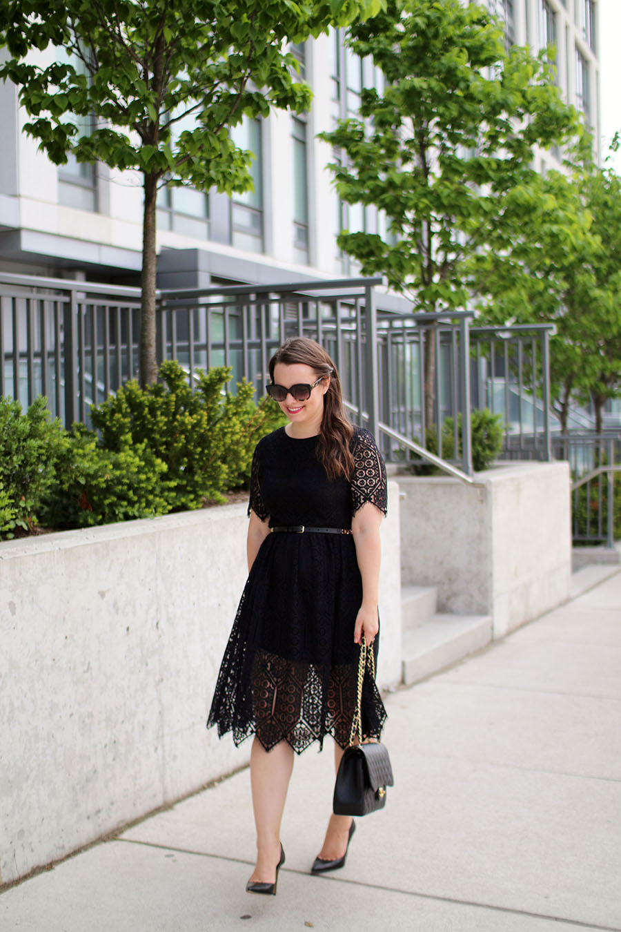 Outfit // The Little Black Dress