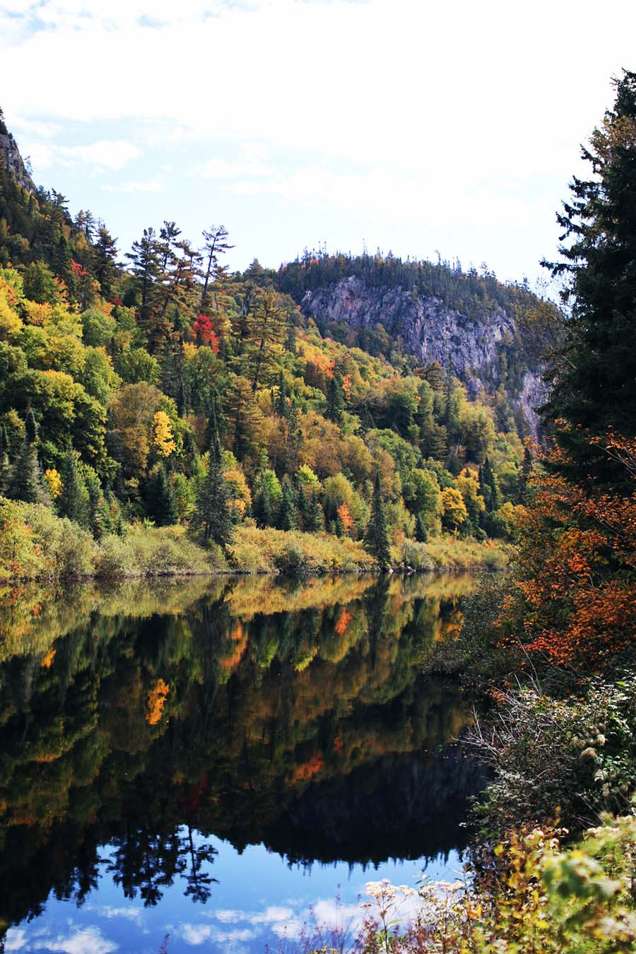Agawa Canyon, Travel Canada, Sault Ste. Marie, Canadian Lifestyle Blogger, A Side Of Vogue