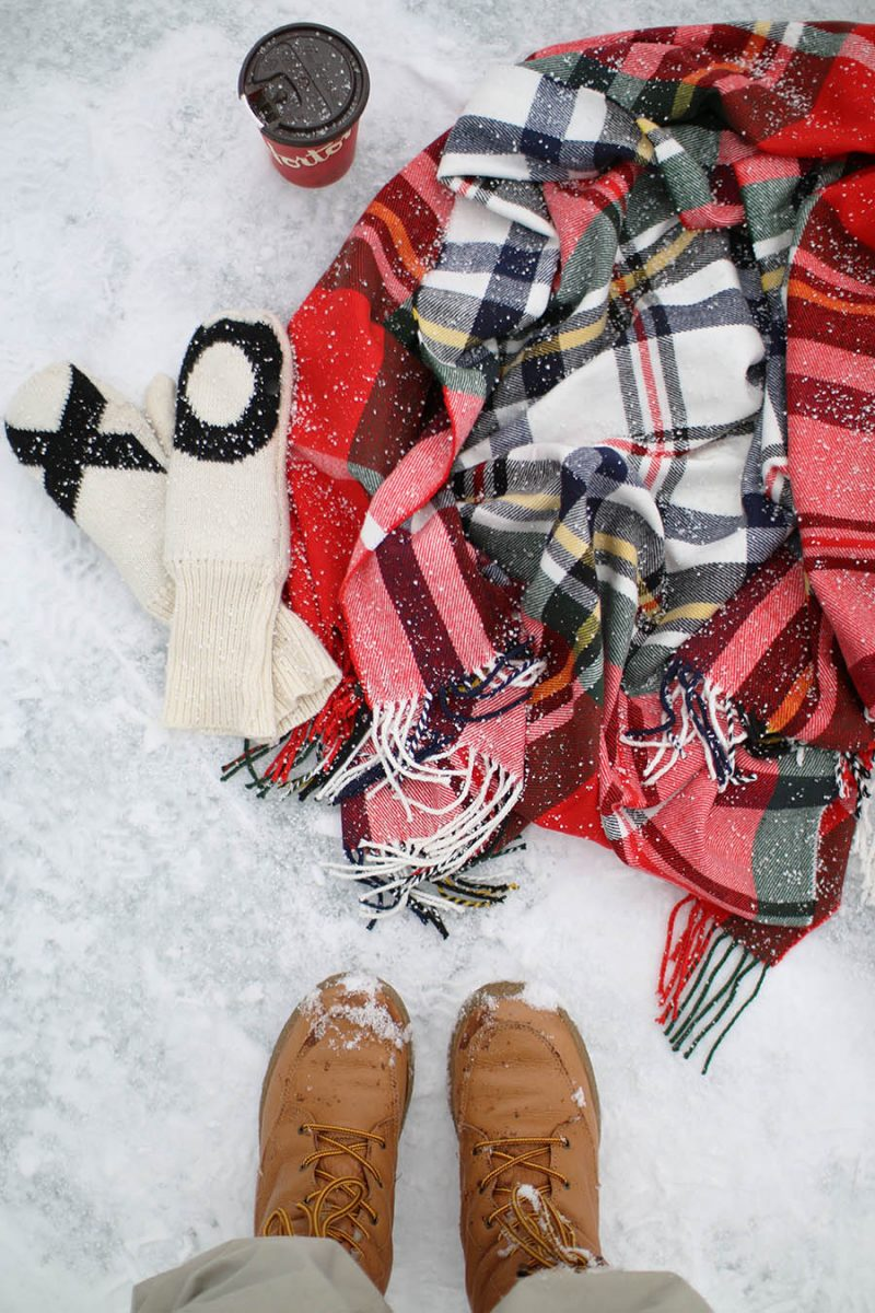 The Perfect Canadian Winter!