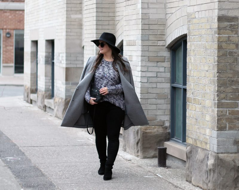 Outfit // How To Dress For Changing Seasons