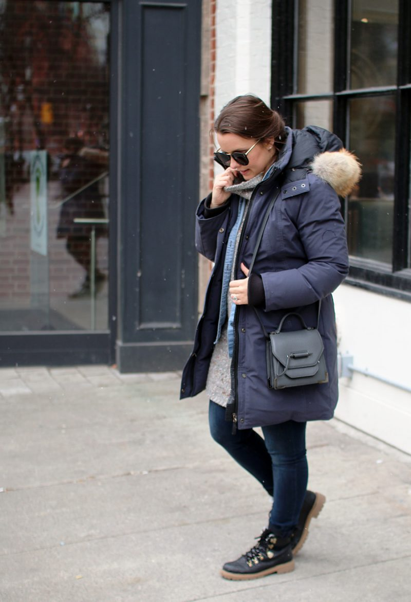 Outfit // Winter Is Far From Over