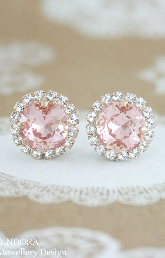 Accessories-Blush-Pink-Earrings-Color-Inspiration