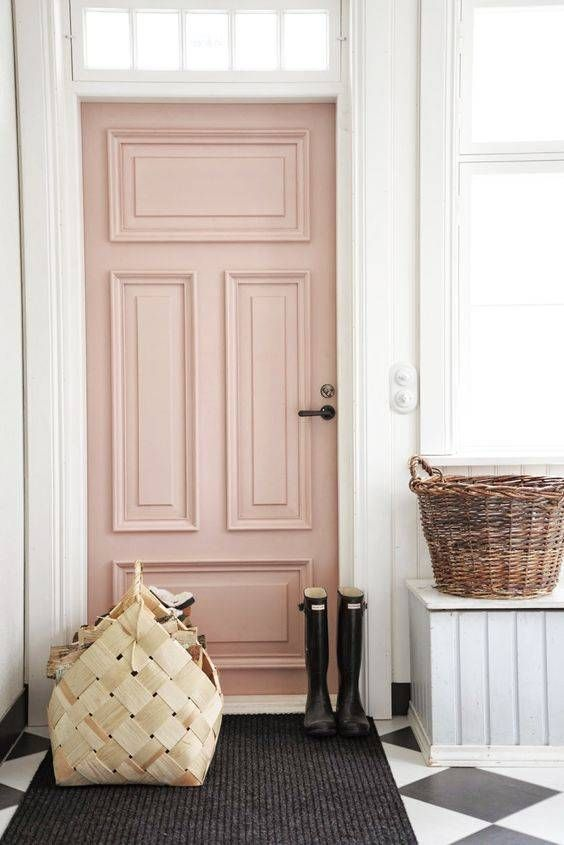 Blush-Pink-Door-Home-Decor-Ideas-Inspiration