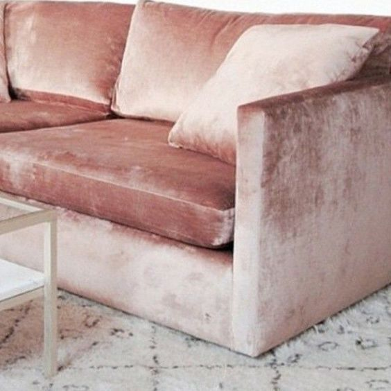 Blush-Pink-Velvet-Sofa-Couch-Home-Ideas-Color-Inspiration