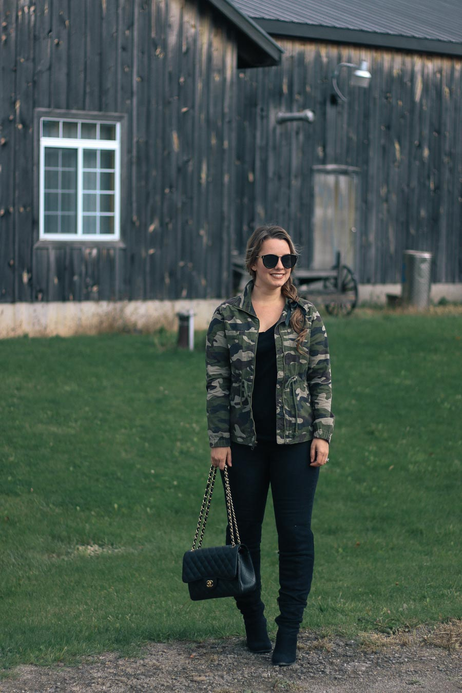 Outfit How To Wear A Camouflage Jacket A Side Of Style